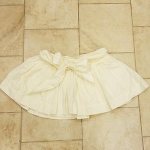 Abercrombie & Fitch Size 2 Cream Skirt